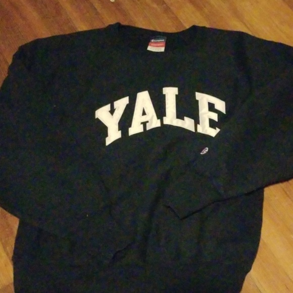 Yale, Champion, sweatshirt